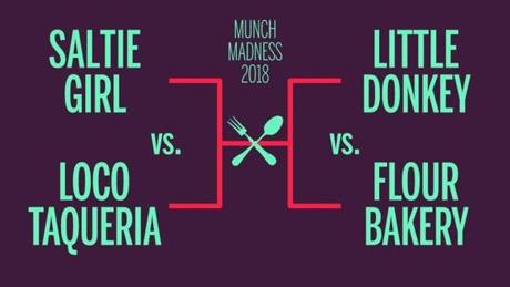 see who made the final four of munch madness